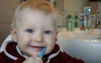 i denti dei bambini