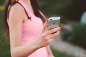 comunicazioni online con il potenziale partner